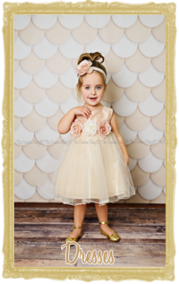 Baby, Toddler & Little Girl Dresses