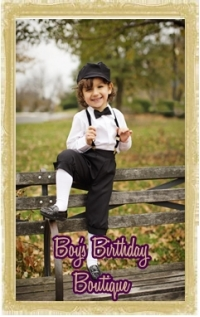Baby, Toddler,& Little Boy Birthday Boutique Clothing & Accessories