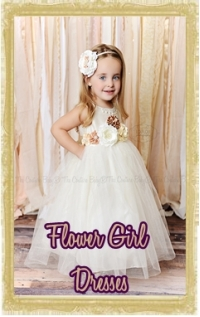 Communion or Flower Girl Dresses