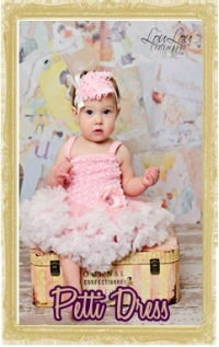 Baby, Toddler & Little Girl Petti Dresses