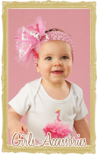 Baby & little Girl Clothing Accessories