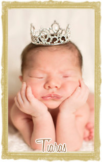 Baby, Toddler & Little Girl Tiaras Photo Props