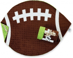 Football Child Blanket