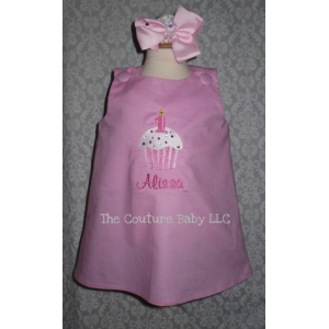 Sweet as a Crystal Cupcake Dress