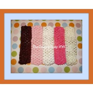 5 Piece Headband Set