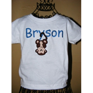 Lil Monkey  Personalized Shirt