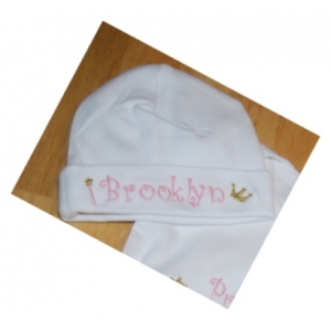 Princess Personalized Hat