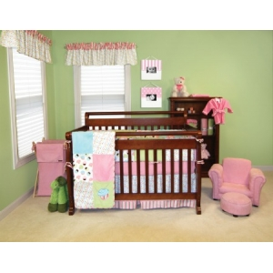 Cupcake Couture Crib Set