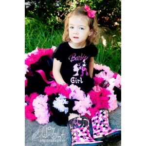 Barbie Girl Multi Petti Set