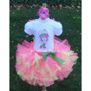 Strawberry Shortcake WatermelonTutu Set