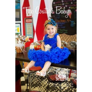 Royal Blue Pettiskirt