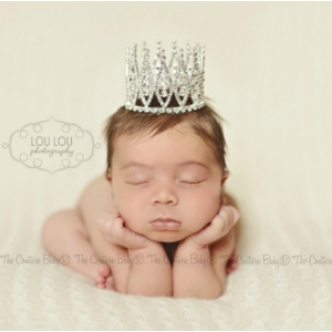 Her Royal Highness Rhinestone Crystal Crown