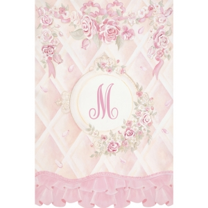 Lady Catherine′s Roses Wall Hanging