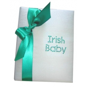 """Irish Baby"" Photo Album"