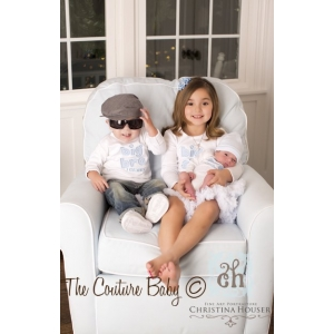 Big-Lil Sis or Bro Personalized Shirt or Onesie