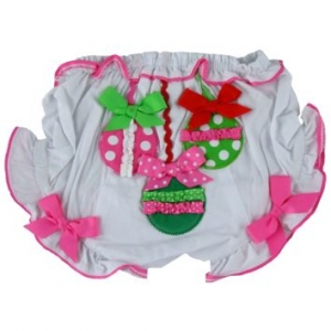 3D Ornament Baby Bloomers