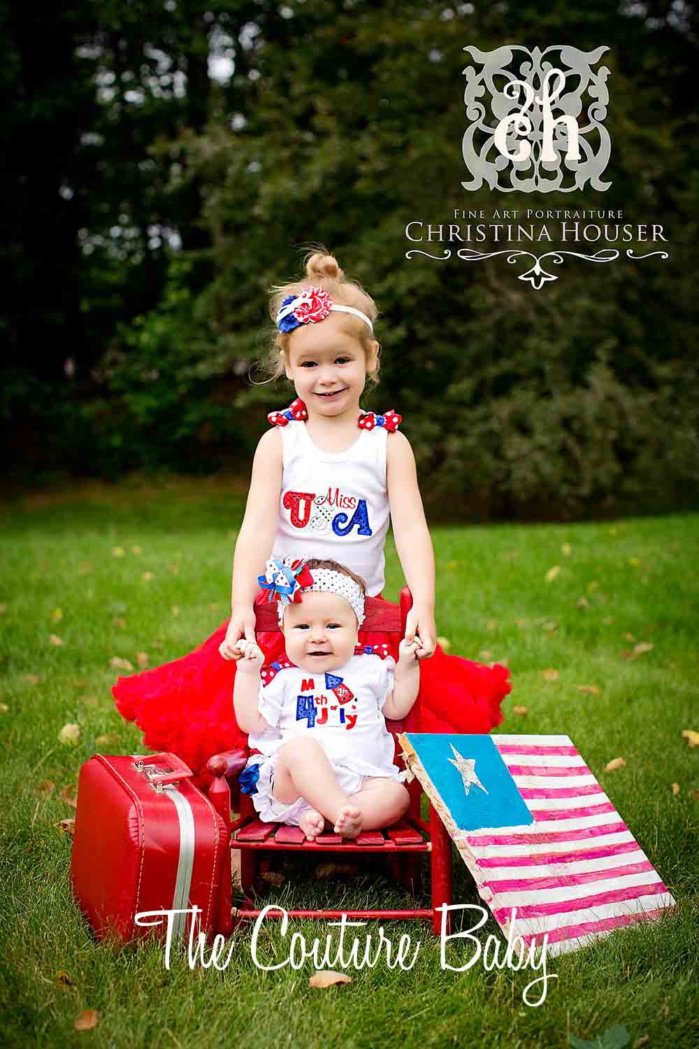 My 1st Fourth Of July Shirt The Couture Baby Child Boutique