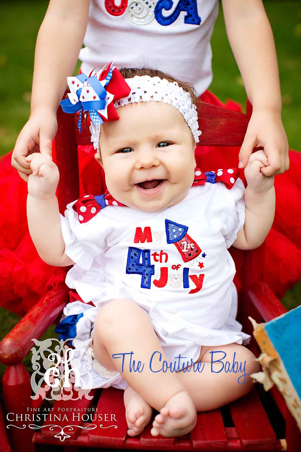 My 1st Fourth Of July Shirt The Couture Baby Amp Child