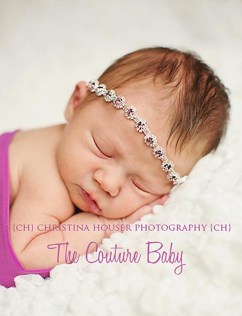 February Amethyst Lavender Birthstone Rhinestone Halo Headband - The ... 8ea26826578