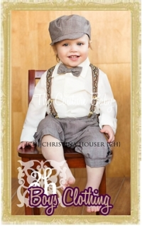 Baby, Toddler & Little Boy Birthday Clothing Personalized, Customized