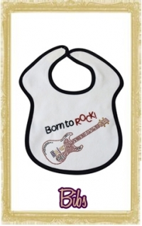 Baby Boy Bibs, Bib Sets Customized