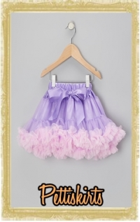Baby, Toddler & Little Girl Pettiskirts