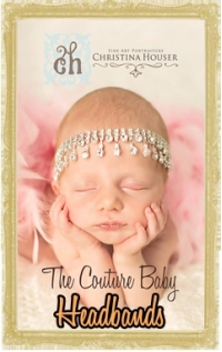 Baby, Toddler & Child Headbands Customized