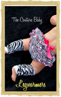 Baby, Toddler & Little Girl Legwarmers Leg Warmers