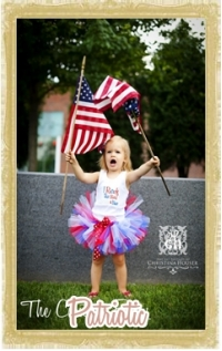 Baby, Toddler, & Child Patriotic Clothes & Accessories Personalized Customized