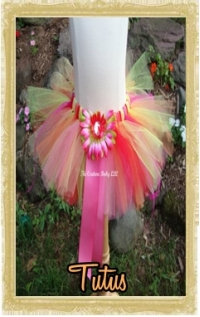 Custom Baby, Toddler & Little Girl Tutus