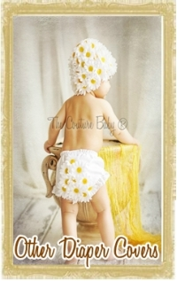 Baby and Toddler Girl Other Diaper Covers Bloomers