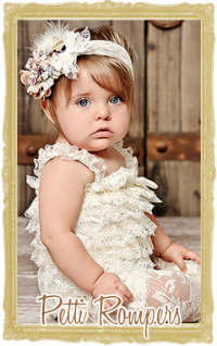 Petti Rompers for Babies, Toddlers & Little Girls