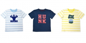 Suave Little Man 3 Pack T- Shirt Gift Set