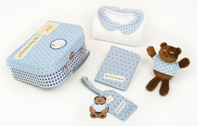 Boys Suitcase Gift Set - The Couture Baby