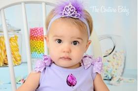 Princess Sophia Birthday Pettiskirt Set
