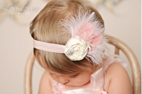 Antique Victorian Headband