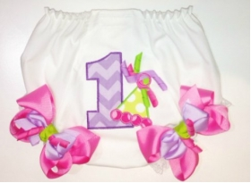 It's My Party Birthday Bloomer Diaper Cover