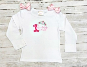 First Birthday Princess Onesie or T-shirt