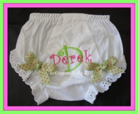 Watermelon Colors Diaper Cover