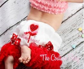 Sweetheart Lollipop Diaper Cover