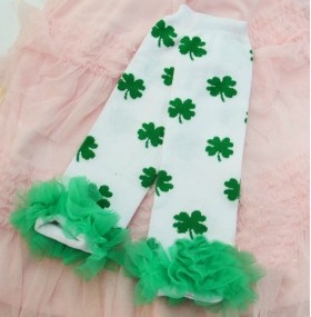 Luck of the Irish Leg Warmers