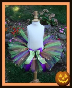 Halloween Couture Tutu