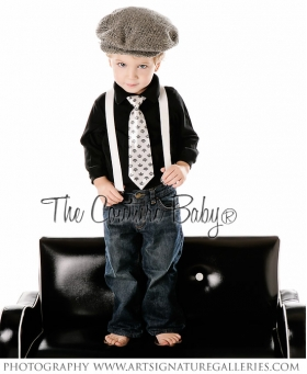 Little Man Suspenders
