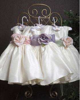 Flower Girl Classic  Dress