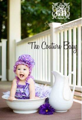 Triple Purple& Lavender Lace Petti Romper