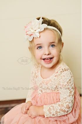 Aurora Lace Bubble Dress