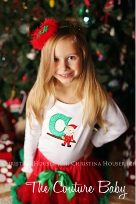 Elf On A Shelf Shirt or Onesie