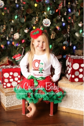 Elf On A Shelf Personalized Shirt or Onesie