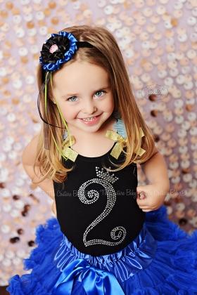 Anna Birthday Pettiskirt Set Ages 1-6