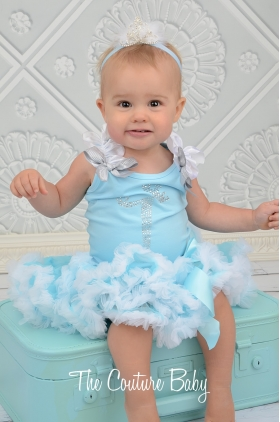 Cinderella Princess Crystal Birthday Pettiskirt Set